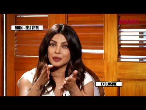 Priyanka Chopra 'Baywatch'-Exclusive