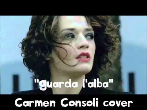 , title : 'Guarda l'alba (Carmen Consoli cover) by Manu'