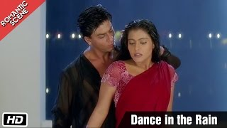 Dance in the Rain - Romantic Scene - Kuch Kuch Hota Hai - Shahrukh Khan, Kajol