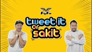 #TweetItOrSakit is back again with #HafizGuibo & this time the punishment gets bigger! Be sure to retweet their tweet to decide who will be SAKIT!! Check us ...
