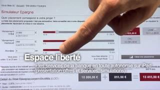 Clip d'entreprise : l'Agence : nouvelle définition, Caisse d'Epargne de Picardie
