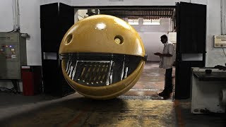 Pac-Man In Real Life - ORIGINS