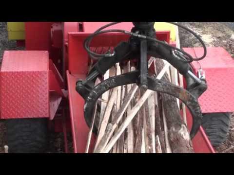 Triturador de Madeira Móvel a Tambor PFL 400 x 700M