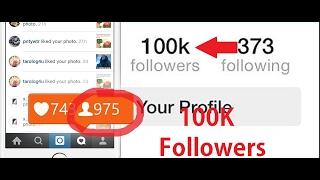 How To Get Instagram Followers Fast - Instagram Followers Hack