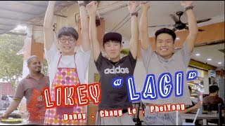 "TWICE LIKEY PARODY Mamak ""LAGI"" ft. PheiYong / ChangLe"