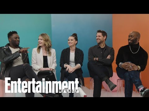 'The Bold Type' Cast Talk Who They Want More Scenes With | Entertainment Weekly