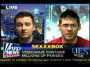 Fox News VS. Mass Effect 1 -parodie