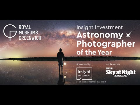 Insight Investment Astronomy Photographer of the Year 2020 Live Awards Ceremony