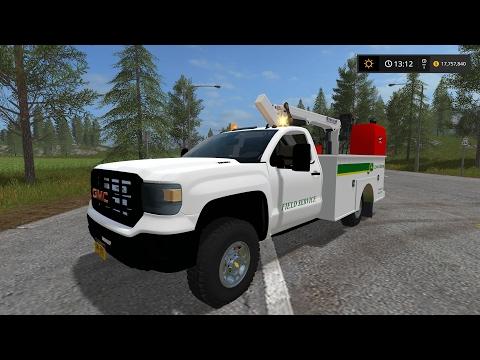 2016 Chevy Silverado 3500HD Service Truck