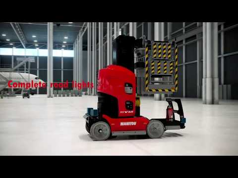 Manitou aircraft access solutions