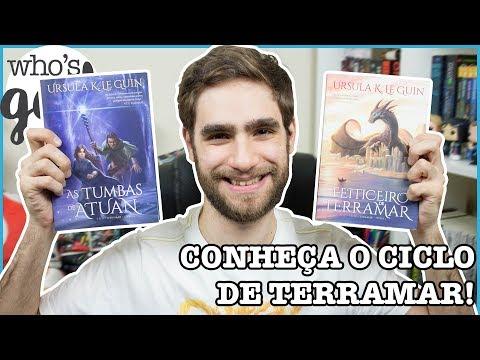 RESENHA DUPLA: O Ciclo de Terramar (Ursula Le Guin) | Review #33