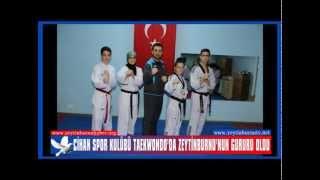 Cihan Spor Kulübü Taekwondo'da Zeytinburnu'nun Gururu Oldu
