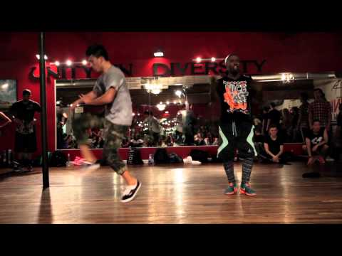 version - WilldaBeast - Hustle Hard - Choreography Filmed by Tim Milgram: http://youtube.com/timmilgram Class @ Millennium Dance Complex.