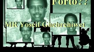 Yosief Ghebrehiwet At Smerr Paltak: After Forto. Part 2 By MR 2587