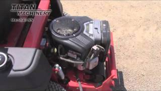 2. Simplicity CHAMPION ZT Riding Mower Sold on ELS!