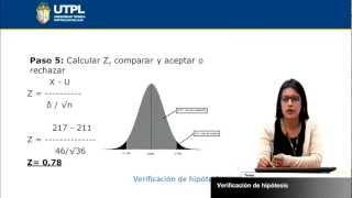 UTPL VERIFICACIÓN DE HIPÓTESIS [(GESTIÓN AMBIENTAL)(BIOESTADÍSTICA)]