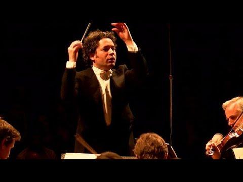 Γκουστάβο Ντουνταμέλ & Φιλαρμονική της Βιέννης σε αμερικανική περιοδεία…