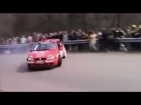 This is Rally 5 | The best scenes of Rallying (Pure sound)