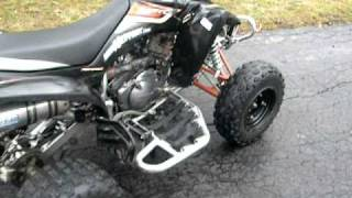 4. 2007 yamaha raptor 350 se for sale