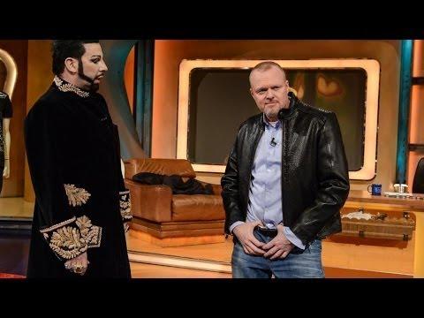Harald Glööckler stylt Stefan Raab um – TV total
