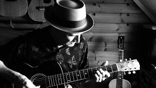 The Panic Is On - Fingerpicking Blues -  Hezekiah Jenkins