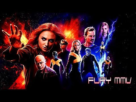 X-Men Dark Phoenix 「MMV」- Legends Never Die
