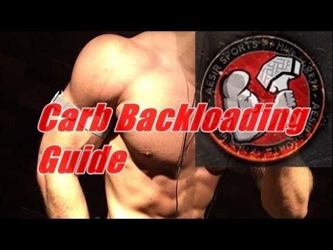[Video] Schmale Schulter Fitness – Carb Backloading – Ernährung nach Körpergefühl