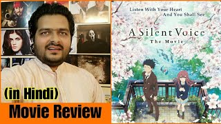 A Silent Voice - Movie Review