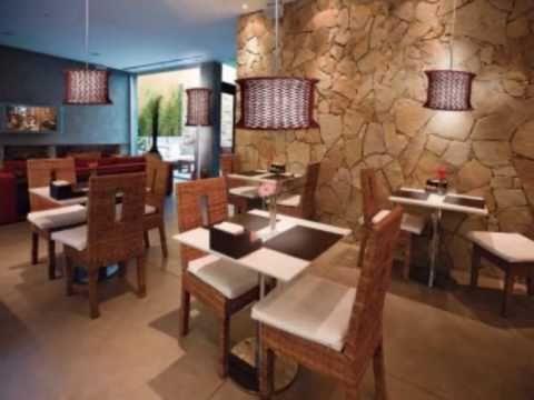Arquitectura restaurantes modernos videos videos for Decoracion cafeterias modernas