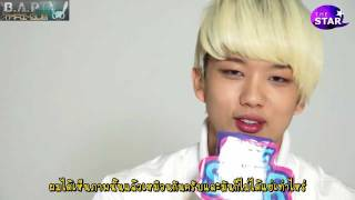 The Star B.A.P - Youngjae's Interview Bap-Thailand