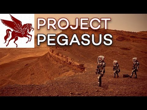 SECRET Time Travels & Teleportation to MARS: The Bizarre Claims of Project Pegasus (видео)