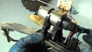 4. How to Diagnose and Replace the Fuel Pump in a Can Am Quad