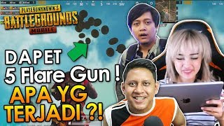 Video NEMBAK 5 FLARE GUN SEKALIGUS! NGAKAK! - feat TAMPANgaming dan ipattt MP3, 3GP, MP4, WEBM, AVI, FLV Maret 2019