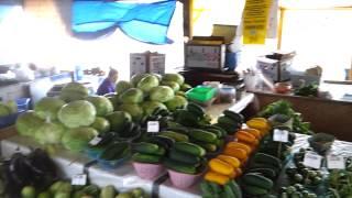 Hmong Market in St. Paul