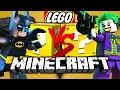 Download Lagu Minecraft: LEGO BATMAN LUCKY BLOCK CHALLENGE   HENCHMAN HIRING! Mp3 Free