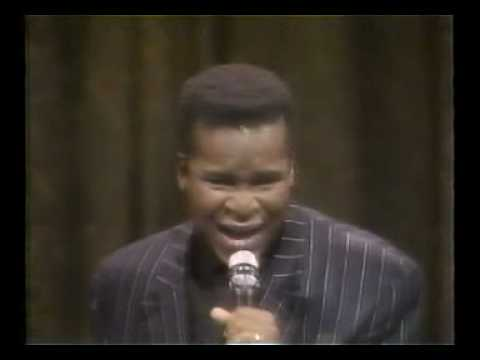 Black Singers are the Baddest Singers - David Alan Grier