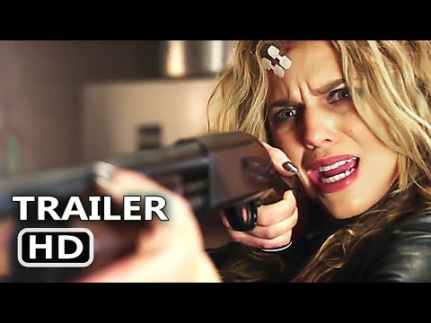 68 KILL Official Trailer (2017) Action Movie HD
