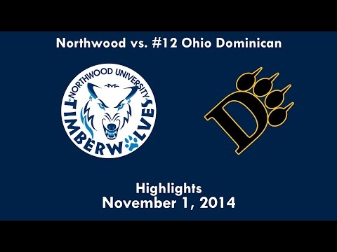 Northwood/Ohio Dominican 2014 Football Highlights