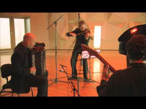 James Crabb plays Piazzolla's Milonga del Angel
