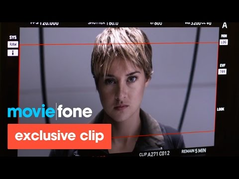 clip - Behind the scenes clip from 'Insurgent' starring Shailene Woodley, Theo James, Kate Winslet, Octavia Spencer and Miles Teller » Get Movie Times, Tickets, & More: http://aol.it/1JHIczE » Subscribe...