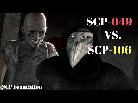 SCP-049 VS. SCP-106 [SFM]