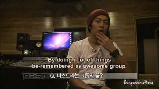 Video [DVD CUT + ENG SUB] BEAST Members Talk About Each Other MP3, 3GP, MP4, WEBM, AVI, FLV Juli 2018