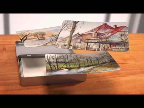 Hahnemühle Watercolour Postcards