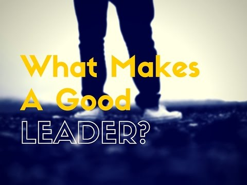 What makes a Good Band Leader??