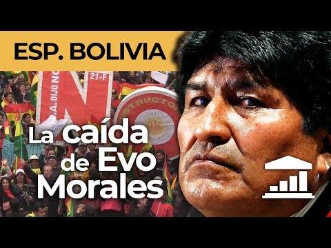 BOLIVIA: el FIN de EVO MORALES - VisualPolitik