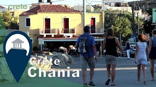 Crete | Walking in Paleochora Town