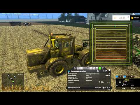 Farming Simulator 15 update for Manchester map