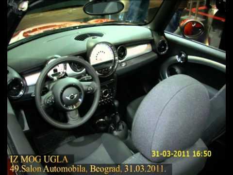 Sajam automobila 2011