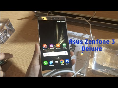 Asus Zenfone 3 Deluxe First Look
