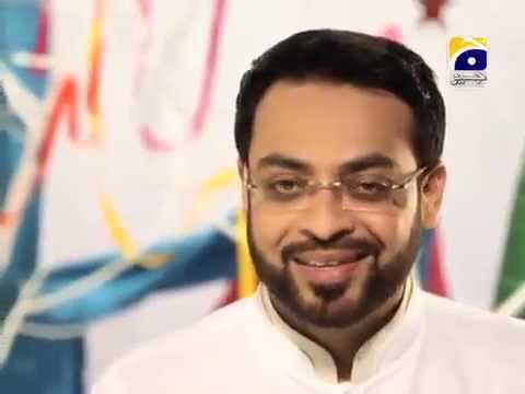 Video Amaan Ramzan 1st Presentation of Aamir Liaquat Hussain on Geo Tv download in MP3, 3GP, MP4, WEBM, AVI, FLV January 2017